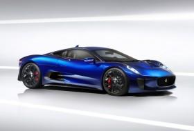 c-x75, hibrid, jaguar