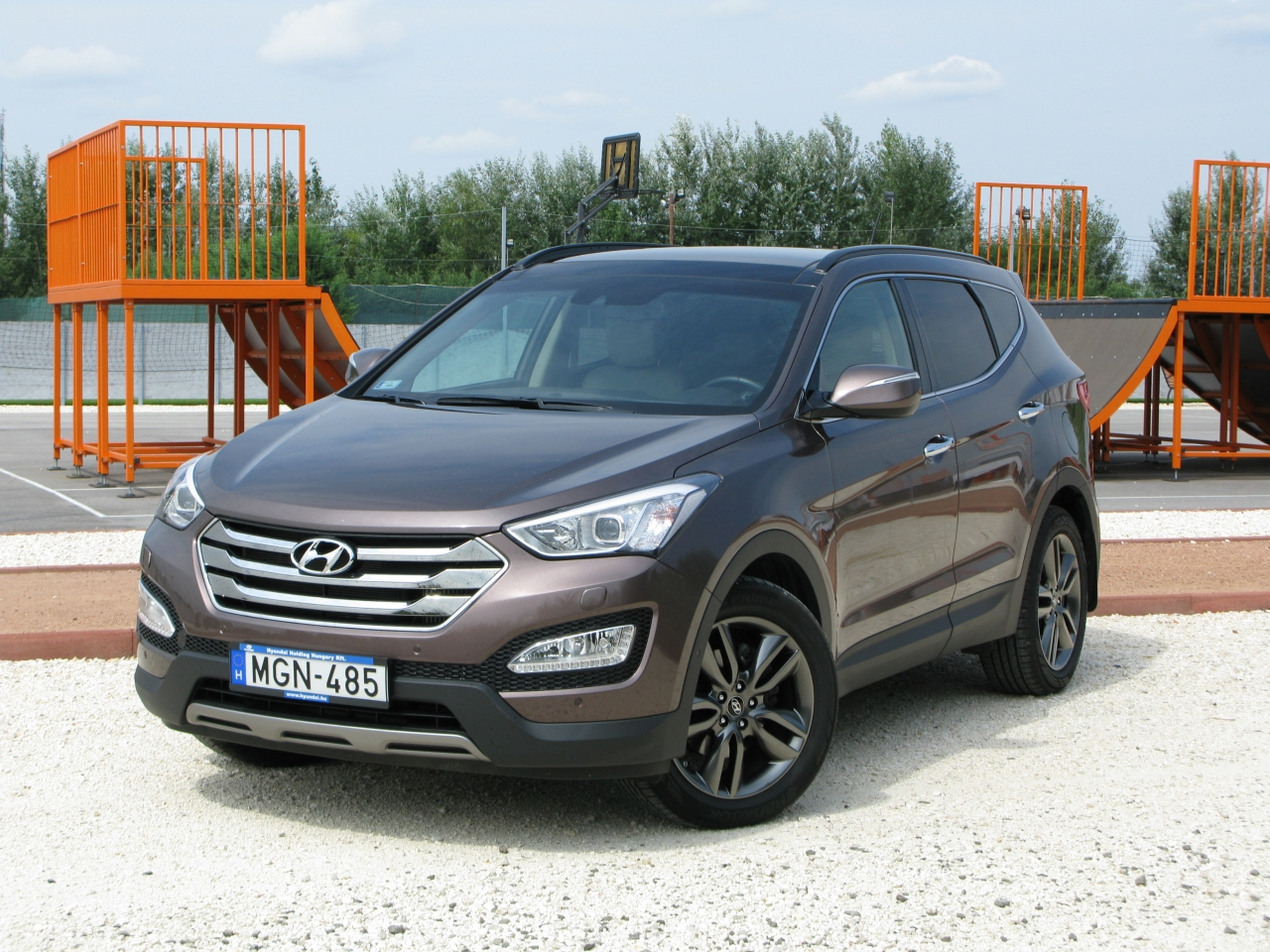hyundai santa fe 2 2 crdi 4wd a t executive. Black Bedroom Furniture Sets. Home Design Ideas