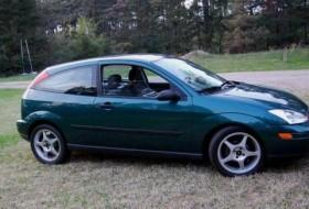 ford focus, tuning, V8