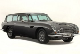 aston martin, db6, shooting brake