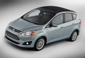c-max, ford, hibrid, plug-in hibrid, solar energi
