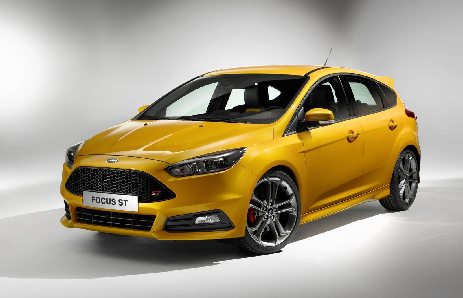 Ráncfelvarrást és dízelmotort kapott a Ford Focus ST