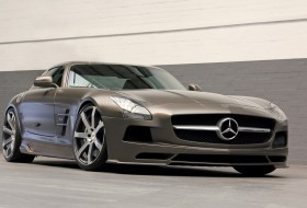 dd customs, mercedes, sls amg
