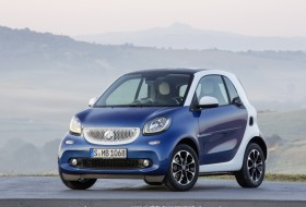forfour, fortwo, mercedes-benz, smart
