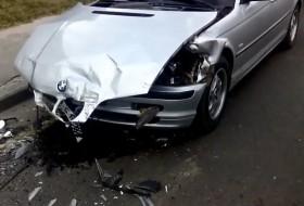 3-as, baleset, bmw, lengyel, videó