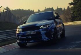 nürburgring, range rover, range rover sport