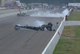 baleset, drag, dragster, gyorsulás, gyorsulási verseny, videó
