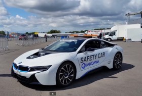 bmw, elektromos, formula e, i8, safety car