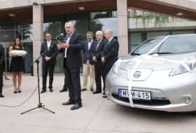 elektromobilitás, elektromos, elektromos autózás, jedlik ányos terv, leaf, nissan