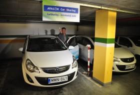 budapest, carsharing, közösségi autózás, parkolás