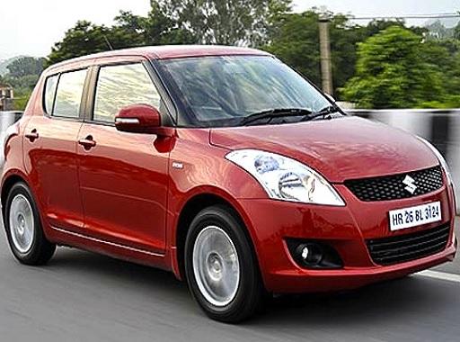 """A """"mi autónk"""" Indiában is menő - Kép: bestsellingcarsblog.com"""