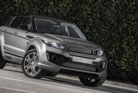 evoque, kahn design, range rover, tuning