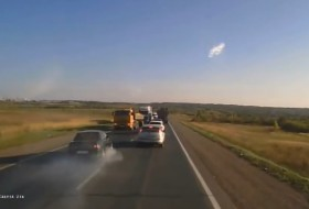 baleset, lada, videó
