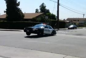 rendőr, ugratás, videó