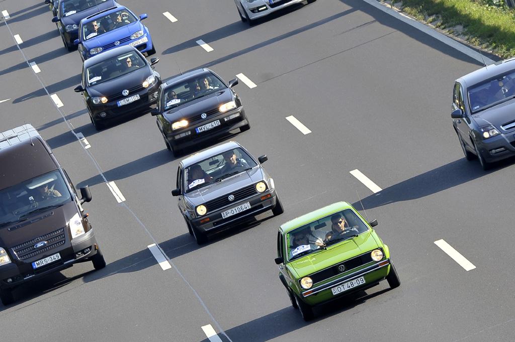 Ízelítő a Volkswagen-találkozó járműveiből