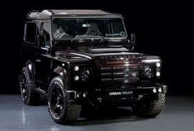 defender, land rover, urban truck