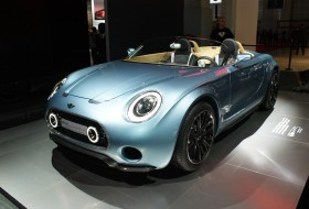 elektromos autó, mazda, mini, mx-5, roadster, superleggera