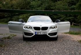 2-es, autóteszt, bmw, coupé