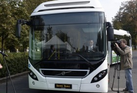 busz, hibrid, tömegközlekedés
