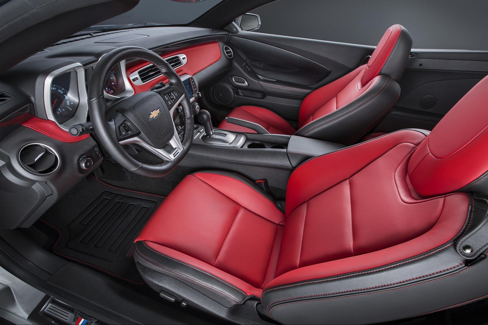 Chevrolet Camaro Commemorative Special Edition