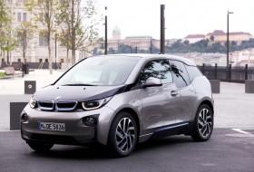 bmw, bmw i3, elektromos, év zöld autója, i3