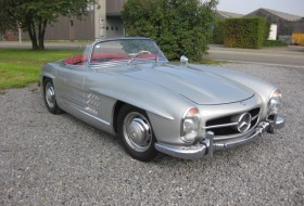 300 sl, mercedes-benz, roadster
