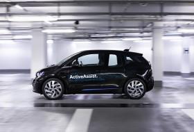 automatizált, bmw, i3, járműautomatizálás, parkolás