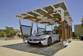 bmw i, ces, elektromos, napenergia, otthon töltés, plug-in hibrid