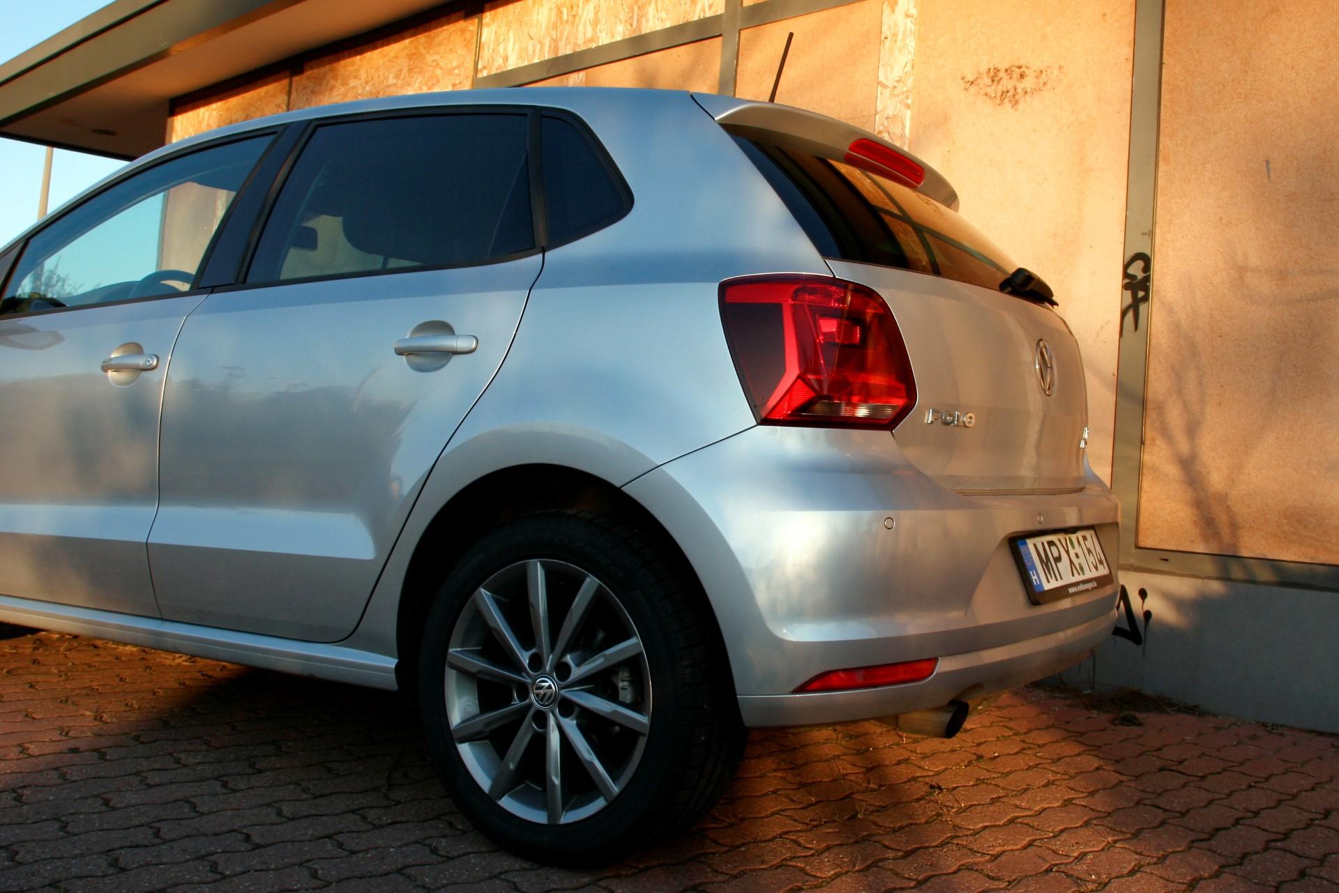 Volkswagen Polo 1.2 TSI DSG