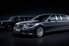genfi autószalon, maybach, mercedes-maybach, pullman