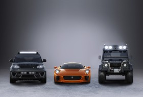 c-x75, db10, jaguar, james bond, land rover, range rover