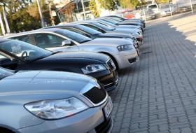 átlagéletkor, autóimport, használt autó, import