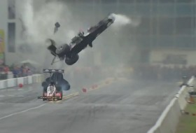 amerika, baleset, dragster, gyorsulás, gyorsulási verseny, videó