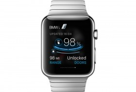 apple, apple watch, bmw, bmw i, bmw i3