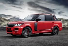 pickup, range rover, sanghaj, startech