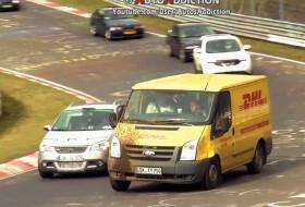 a nap képe, busz, motor, nürburgring, videó