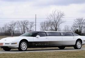 a nap képe, chevrolet, corvette, limuzin