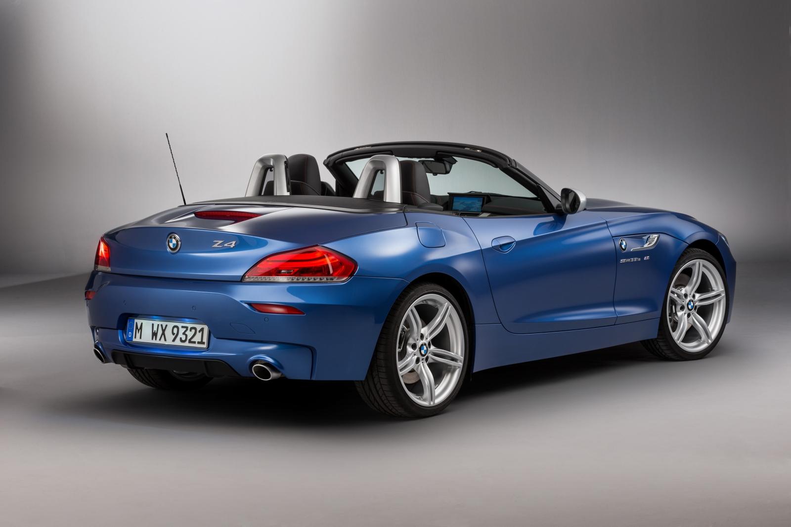 BMW modellfrissítések -2015 nyár