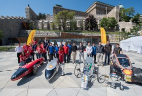 eco-marathon, shell