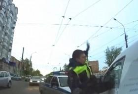 orosz, oroszország, rendőr, rendőrség, üldözés, videó