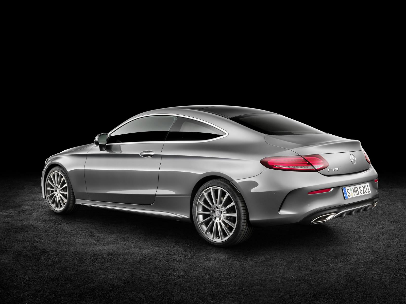 Mercedes C-osztály Coupe