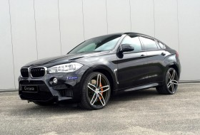 g-power, tuning, új bmw, x6 m