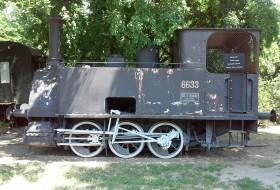 közlekedési múzeum, mozdony