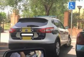 a nap képe, qashqai, rendőrautó, rendőrség, szabálysértés, új nissan