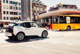 autómegosztás, bmw i3, elektromos autó, környezetbarát, tömegközlekedés, új bmw