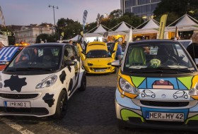 budapest, fortwo cabrio, hungaroring, smart, smart times