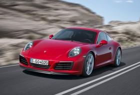 911 carrera, frankfurti autószalon, porsche, új 911
