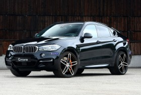 bmw, bmw x6, g-power, x6 50d