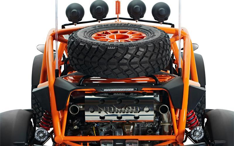 Ariel Nomad turbo