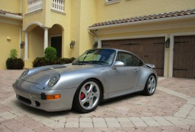 911 turbo, 993, a nap képe, porsche